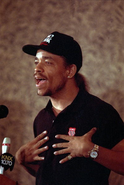 Ice-T - photos, videos, biography, filmography and links